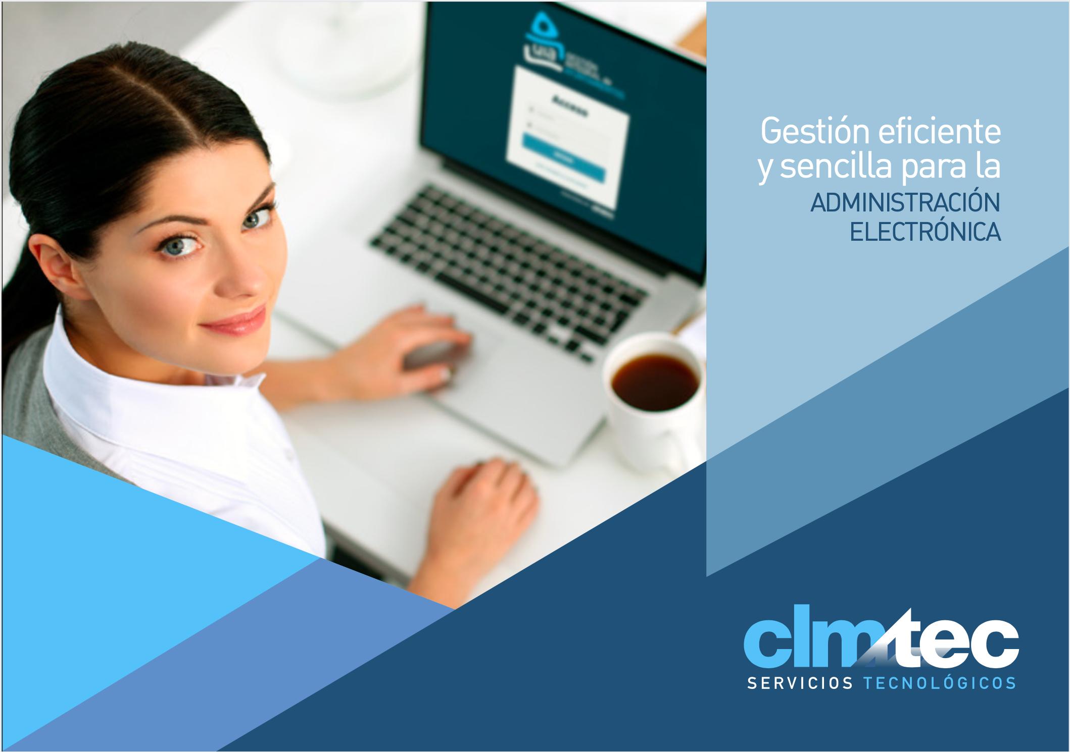 Dossier Administración electrónica CLMTEC